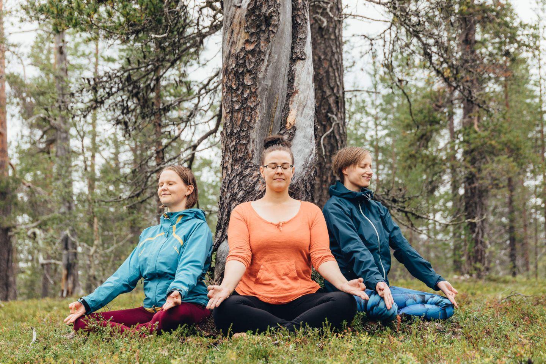 Yoga in Inari-Saariselkä, Finland