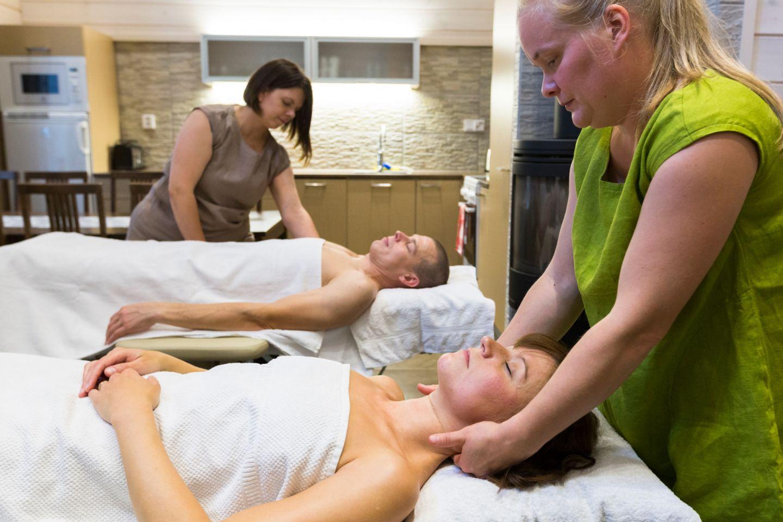 Massage therapy in Ranua, Finland