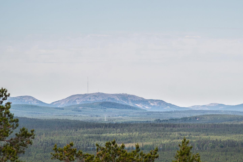 Summer Pelkosenniemi, Lapland, Finland