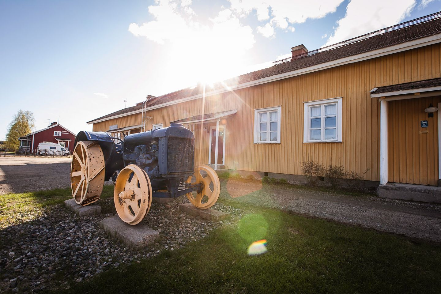 Museum of War and Reconstruction in Salla, Lapland, Finland